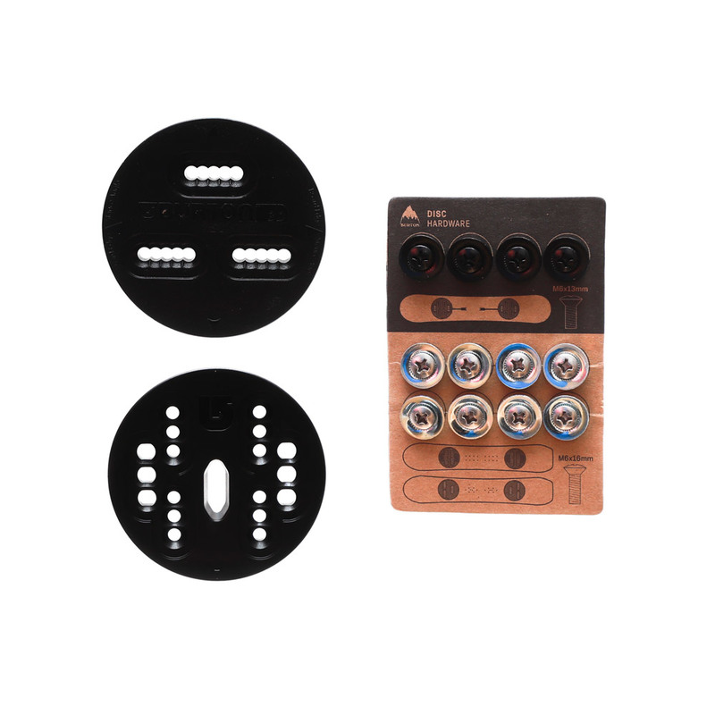 DISC COMP KIT BLACK