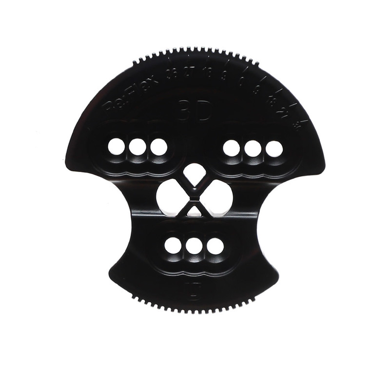 3D HINGE DISC BLACK