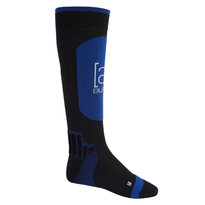 2021 BURTON AK ENDURANCE SOCK Dress Blue 버튼 성인 양말