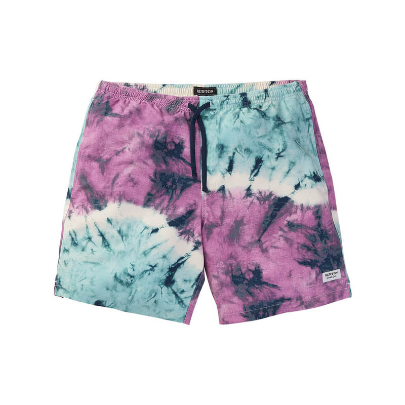 2021 버튼 남성 숏팬츠 BURTON M CREEKSIDE SHORT ETHER TIDAL DYE