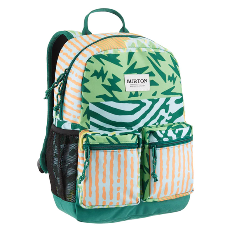 2122 버튼 BURTON KIDS GROMLET 15L BACKPACK Iced Aqua Composite
