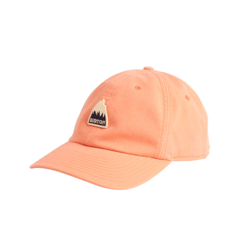 2122 버튼 BURTON RAD DAD HAT Papaya